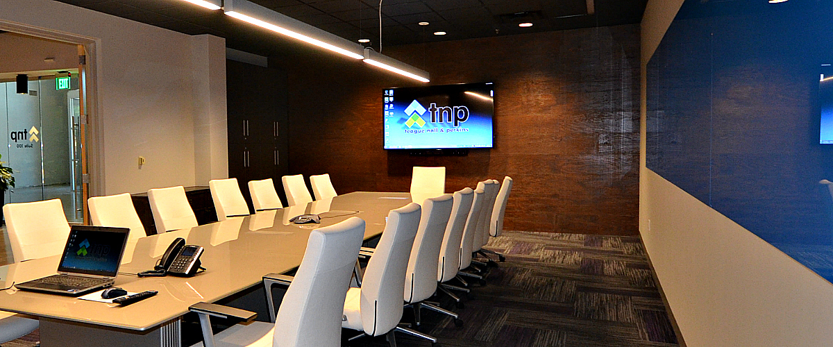 TNP Display Conference room featured