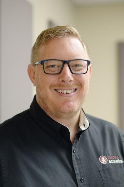 Preston Myers, CTS-I